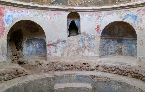 Pompeii bathhouse