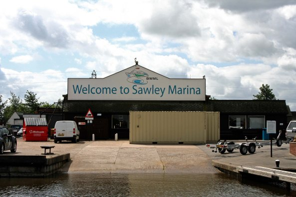 Sawley Marina
