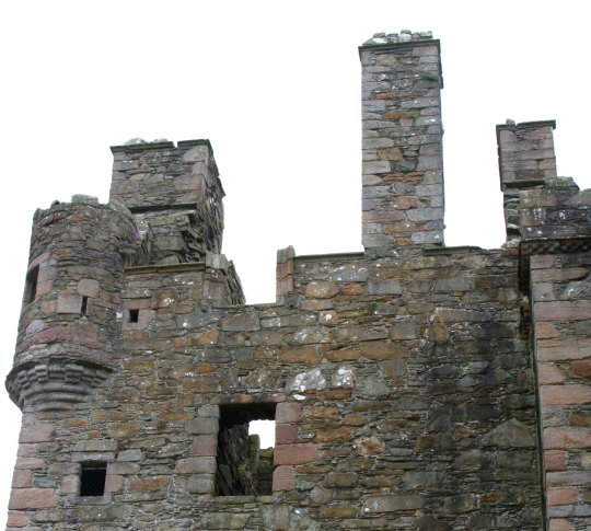 Scottish castle 1