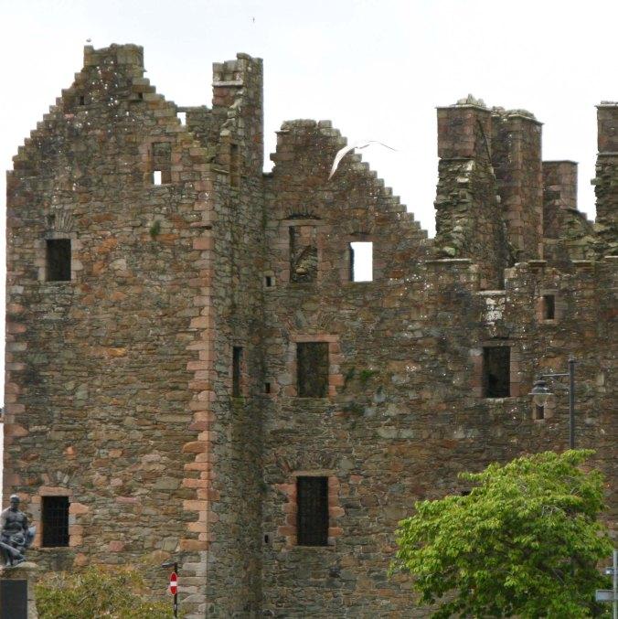 Scottish castle 4