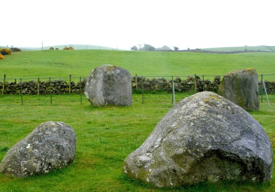 Stone circles in Scotland
