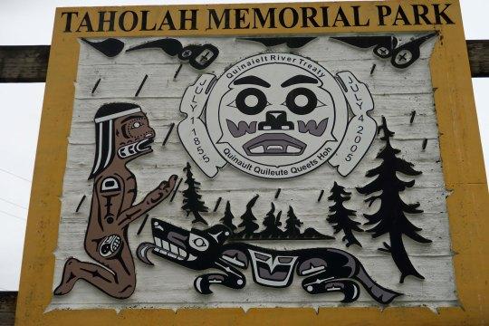 Taholah Memorial Park
