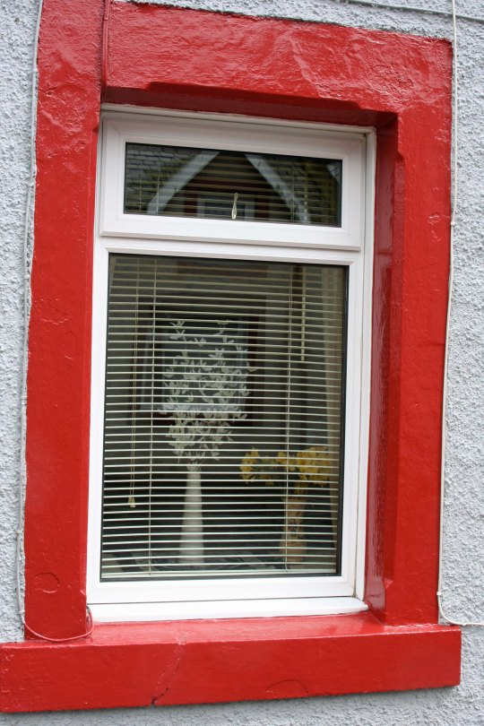 Window in Scotland