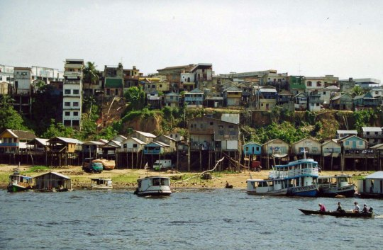 Apartment complex Manaus, Brazil