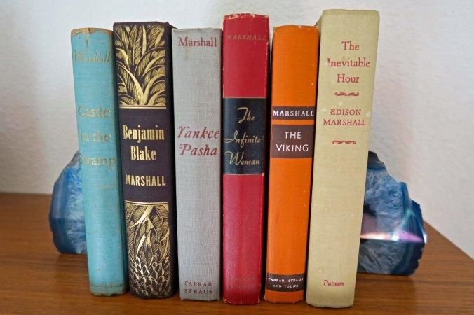 Books by Edison Marshall