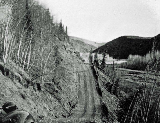 Original Alcan Highway