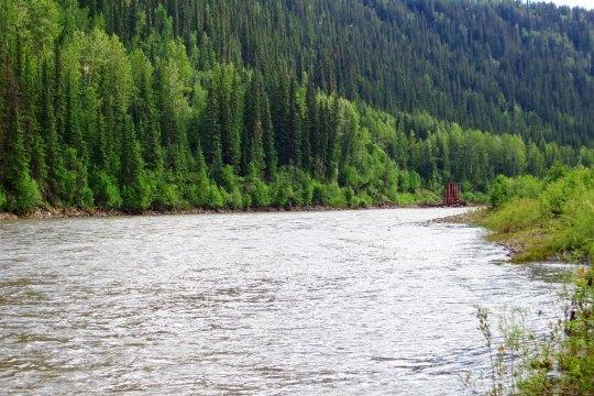 Sikanni Chief River
