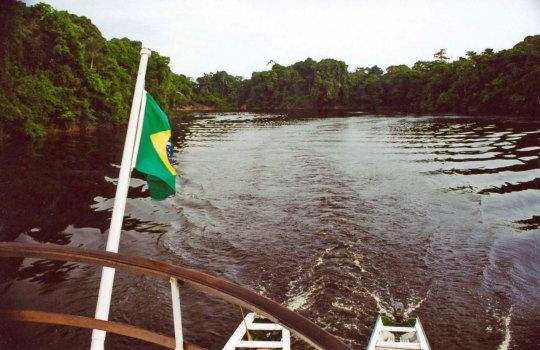 Tributary to Rio Negro