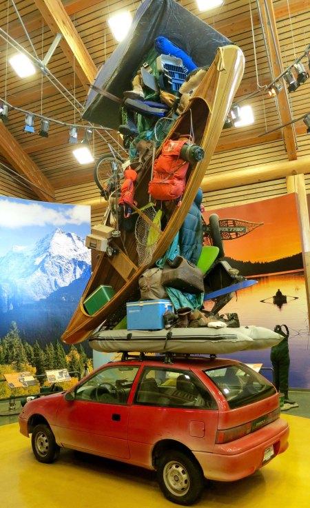 William's Lake Visitors Center