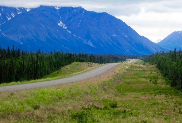 Alaska Highway, Yukon Territory