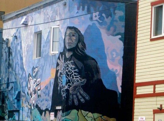 Whitehorse, YT Mural