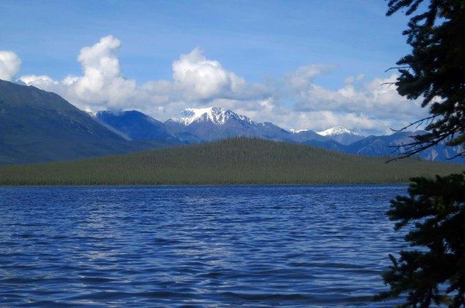 Yukon lake