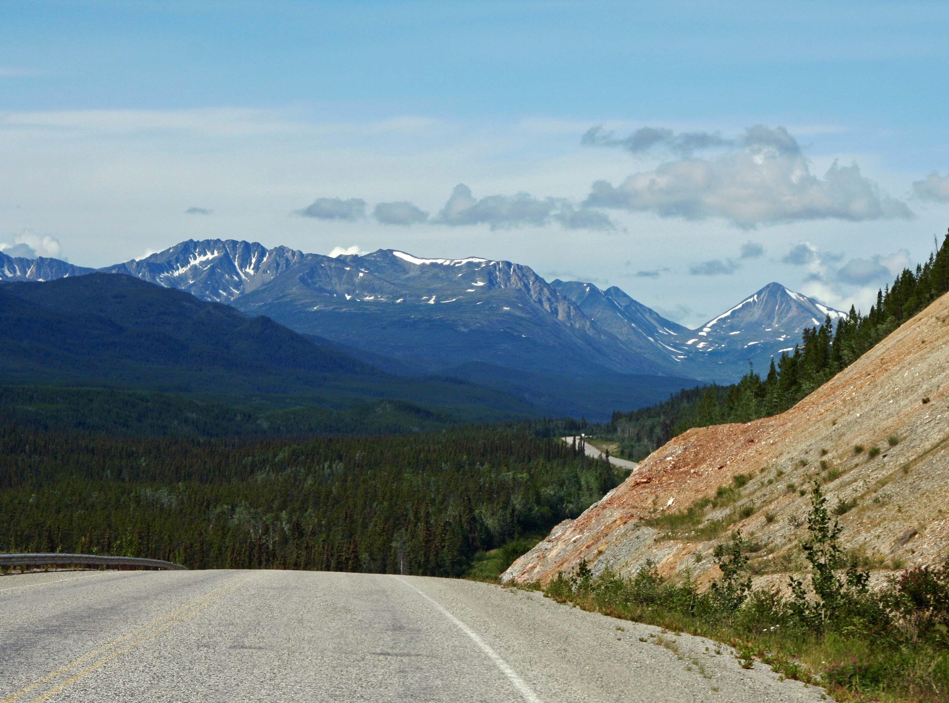 Yukon Territory, Alaska Highway